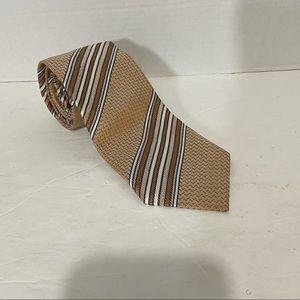 Ermenegildo Zegna 100% Silk Tie